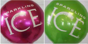 Custom printed balloons
