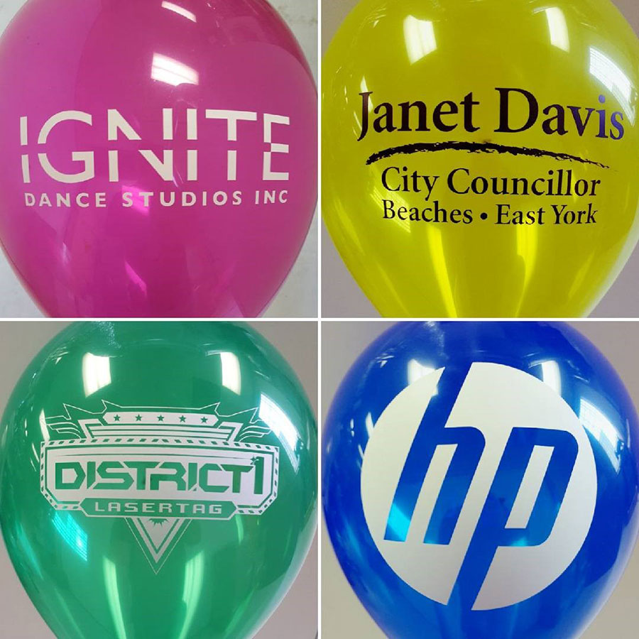 crystal customized balloons