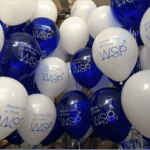 logo balloon for events